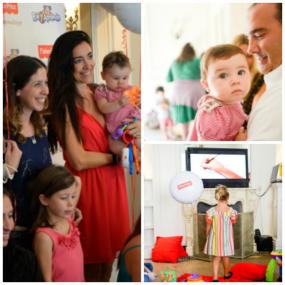 Evento madres blogueras Reír y Aprender de Fisher Price-Blogmodabebe 0