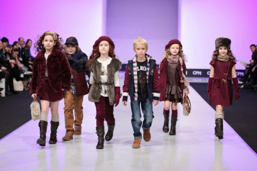 MAYORAL AW 2012-13 IN CPM KIDS CATWALK, photo Gabito Rohh