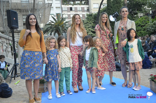 Moda infantil Petit Style Walking Nice Things2
