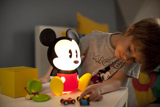 Lamparas quitamiedos Philips Disney_Blogmodabebe_Mickey