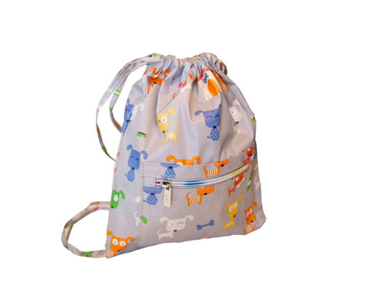 Mochila Mybags Family Dog