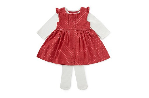 Moda infantil Mark & Spencer_Blogmodabebe2