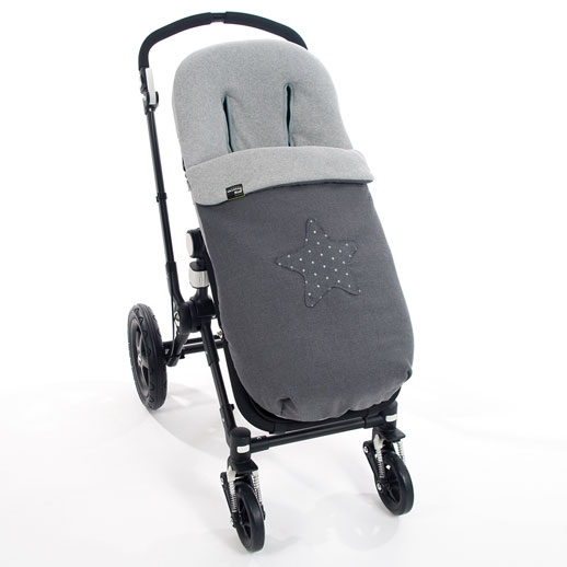 Walking Mum by Pasito a pasito-Gaby Winter-Funda-silla-universal-gris