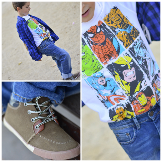 Zippy vuelta al cole Blogmodabebe looks niño